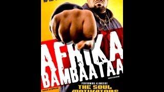 Afrika Bambaataa The beginning of the Zulu Nation