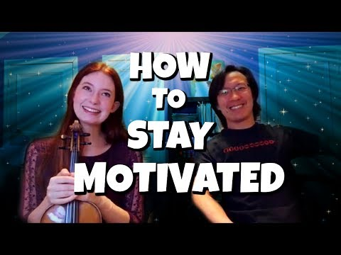 How to Stay Motivated as a Musician