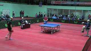 SIDORENKO Vladimir - PAPAGEORGIOU Konstantinos. ETTTC-2019 Qualification