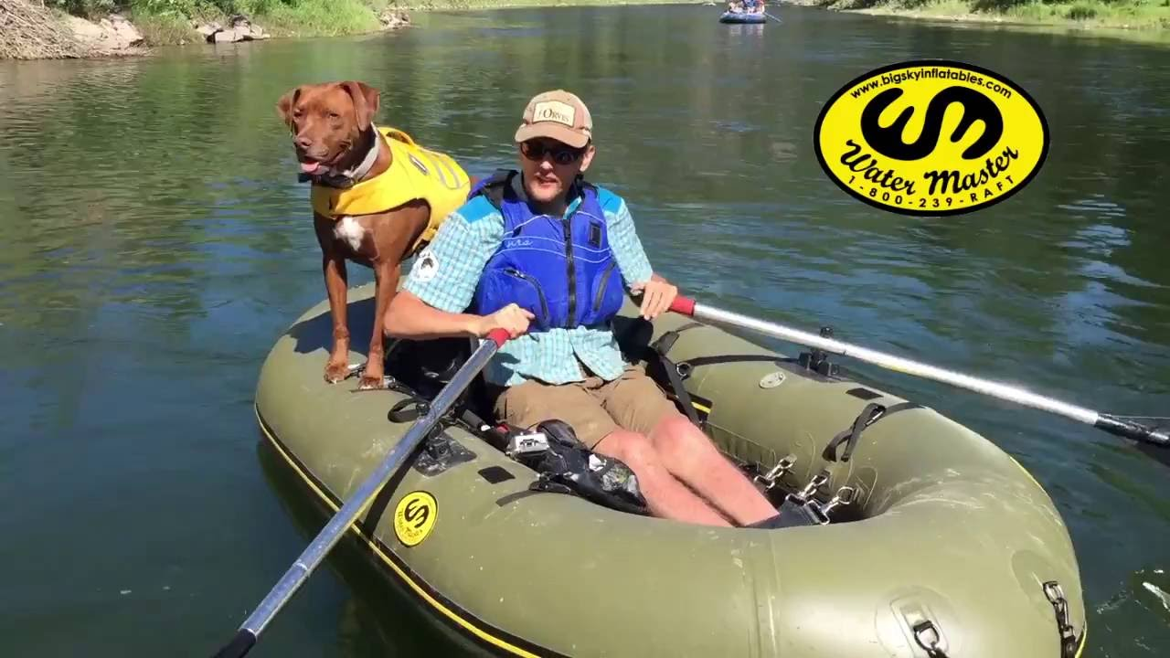 Blackfoot River, MT on the Water Master