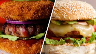 6 Versatile Burger Recipes Fit For Every Type of Eater •Tasty Recipes