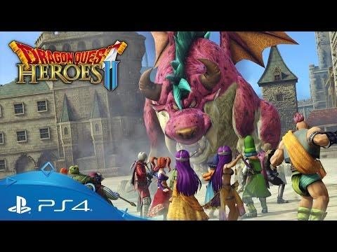 Dragon Quest Heroes II   Launch Trailer   PS4