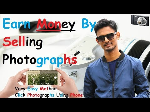 Earn Money By Selling Pictures on ShutterStock | Sell Pictures Online and Make Money
