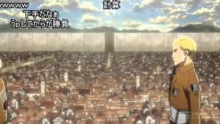 【コメント付き】進め!動画兵団~こんなエルヴィンは嫌だ~【進撃の巨人】【MAD】 thumbnail