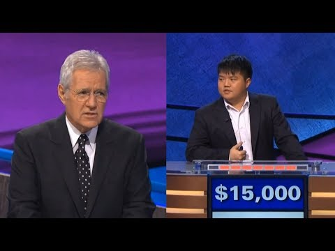 Jeopardy! - Arthur is Insufferable, Argues with Alex (Mar. 11, 2014)