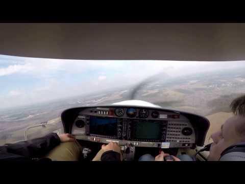 Discovery Flight - Diamond DA-40 XLS (RDU-JNX)
