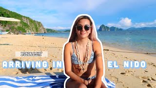 PUERTO PRINCESSA TO EL NIDO ✈️ PHILIPPINES TRAVEL VLOG-   VLOG 32