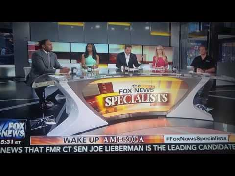 Stephen A. Smith debates Fox News' Eric Bolling and Ted Nugent on fake news
