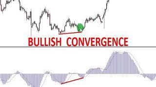 Forex Teknik Divergence & Convergence