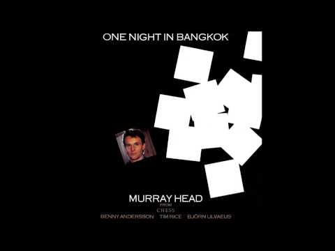Murray Head - One Night in Bangkok (Official Studio Music) HD
