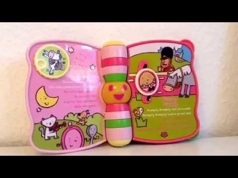 Vtech Singing Nursery Rhyme Book Youtube