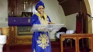 EV.MIREILLE MITAMBA AT COME TO JESUS MINISTRY, DENVER