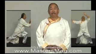 Shaolin Ch'i Kung Healing Forms (The Shaolin 18 Lohan Ch'i Kung Form) 3 dvd Set