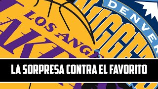 DENVER NUGGETS VS LAKERS: ALUMNO CONTRA EL MAESTRO