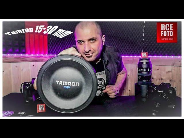 Tamron  15-30mm F/2.8   #RCE #TAMRON