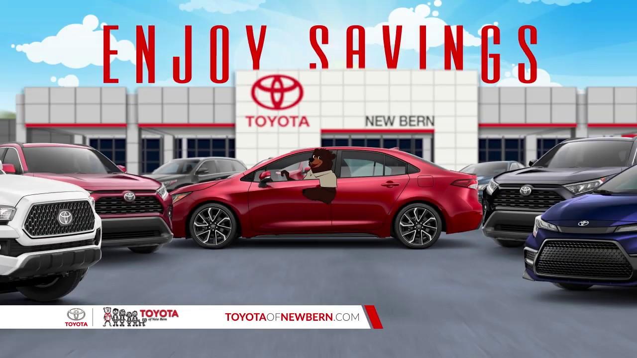 Toyota Of New Bern >> Toyota Of New Bern Dad Jokes 30 Sec