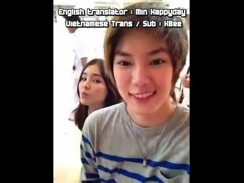"""[Yes Or No 2][19.01.2012] Tina Và Aom Tại Lễ Cầu May Phim """" Yes Or No 2 """""""