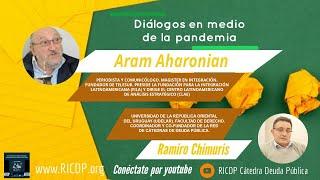 Diálogos en medio de la pandemia - Aram Aharonian y Ramiro Chimuris