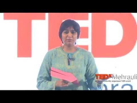 The history of story telling: Nilanjana Roy at TEDxMehrauli