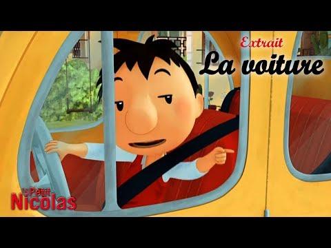 LE PETIT NICOLAS  La voiture