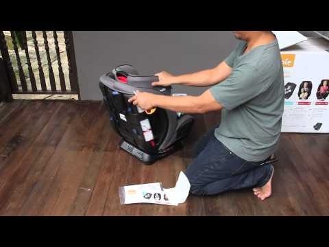 Joie Stages Car Seat Unboxing