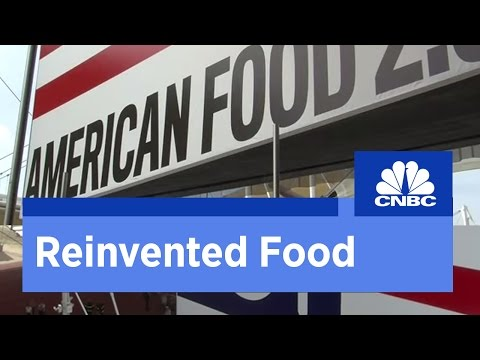 Can the US reinvent food? | CNBC International