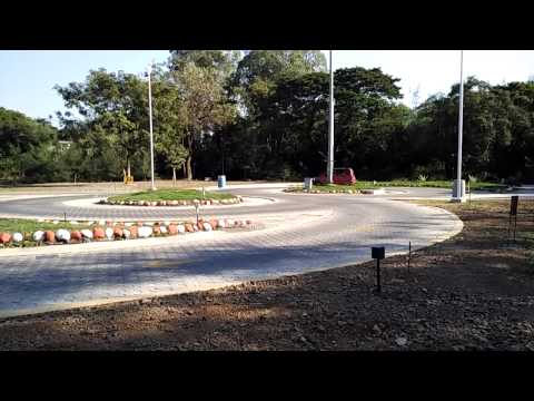 Track 8 driving test RTO Pune