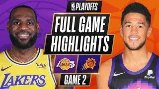 Game Recap: Lakers 109, Suns 102