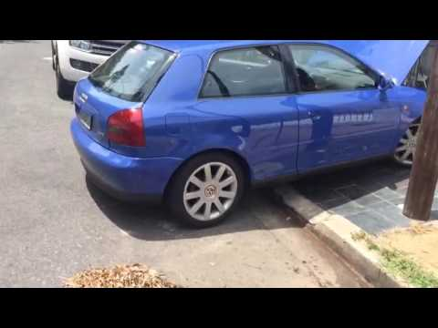 audi a3 8l restyling blue jazz youtube. Black Bedroom Furniture Sets. Home Design Ideas