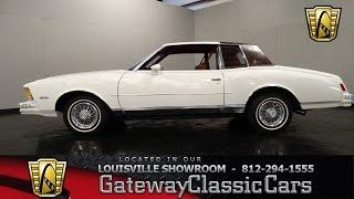 1978 Chevrolet Monte Carlo - Louisville - Stock # 924
