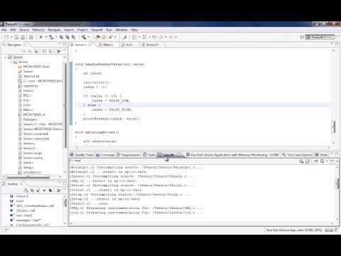 Parasoft Webinar: How to Leverage Code Analysis Techniques for Your Embedded Project