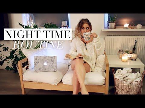 My Summer Night Time Routine 2016 | LilyLikecom