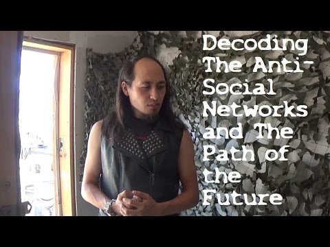 Decoding The Anti-Social Networks and The Path of the Future