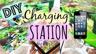Diy: Charging Station (easy!)
