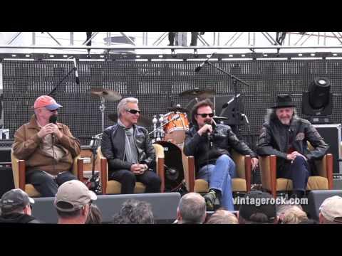 Rock Legends Cruise III: Patrick Simmons, Tom Johnston, Don Felder, Dave Mason Q&A
