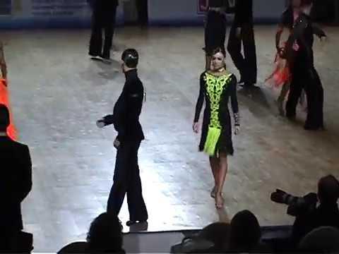 Shishov Pavel - Kharitonova Victoria, Paso, WDSF International Open Latin, Rhythm - 2012