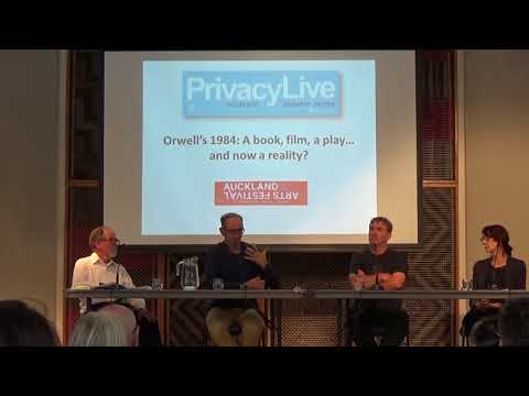 Orwell's 1984: A book, a film, a play… and now a reality? - PrivacyLive 2018