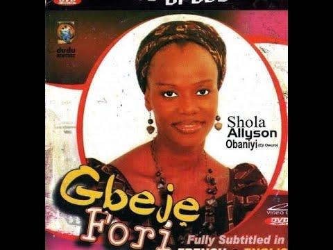 Download Shola Allyson-Gbeje Fori