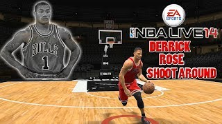 """NBA Live 14 - (XboxOne) All New! Shoot Around Mode 