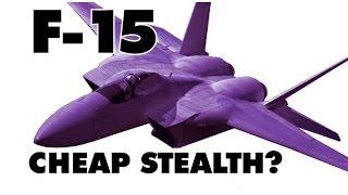 F-15 SE STEALTH
