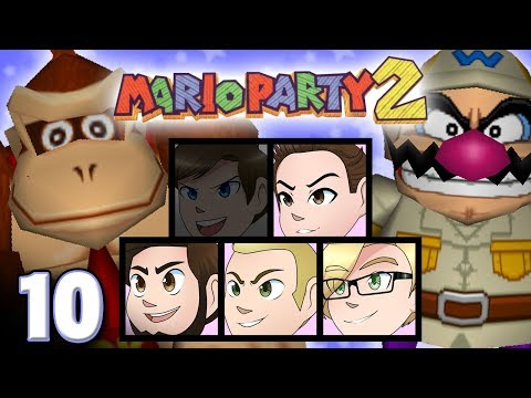 Mario Party 2: Yoshi Bones - EPISODE 10 - Friends Without Benefits