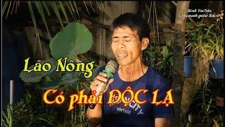 Lính Trận Miền Xa / Lão Nông Bolero & guitar Mái lá / giọng hát này có phải độc lạ ?