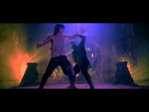 Reptile vs Liu Kang - Mortal Kombat Sounds Effects