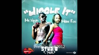 Mr. Vegas Ft. Mimi Fox - Jiggle It [Clean]