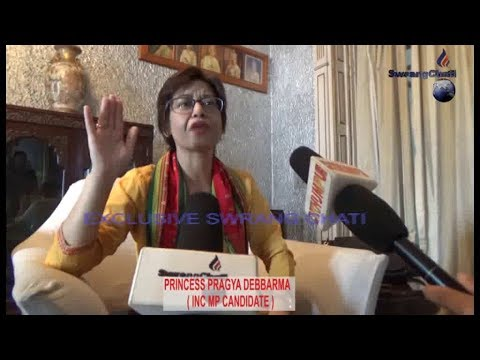 PRINCESS PRAGYA DEBBARMA CLARIFIED THE CONTROVERSY OF HER STATEMENT ON BRU ( REANG)