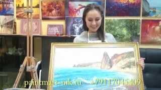 отзыв о уроке живописи в художественной школе paintmart ru