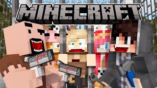 If Boys Ruled Minecraft - Minecraft Animation