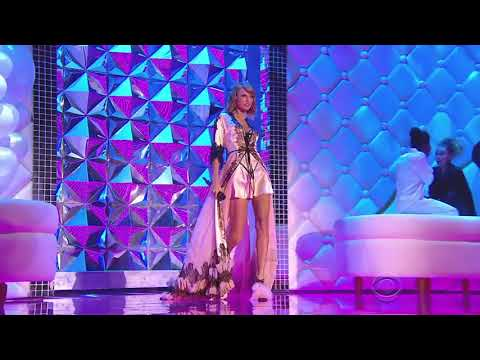 Taylor Swift - Blank Space / Victoria's Secret Fashion Show 2014