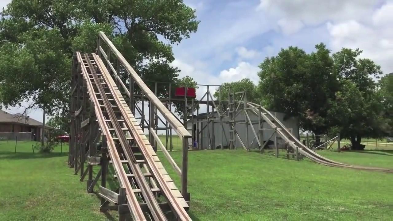 +42 Roller Coaster In Backyard | Outdoorhom