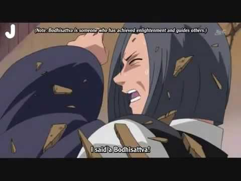 Tsunade Vs Sora Funny Naruto Clip